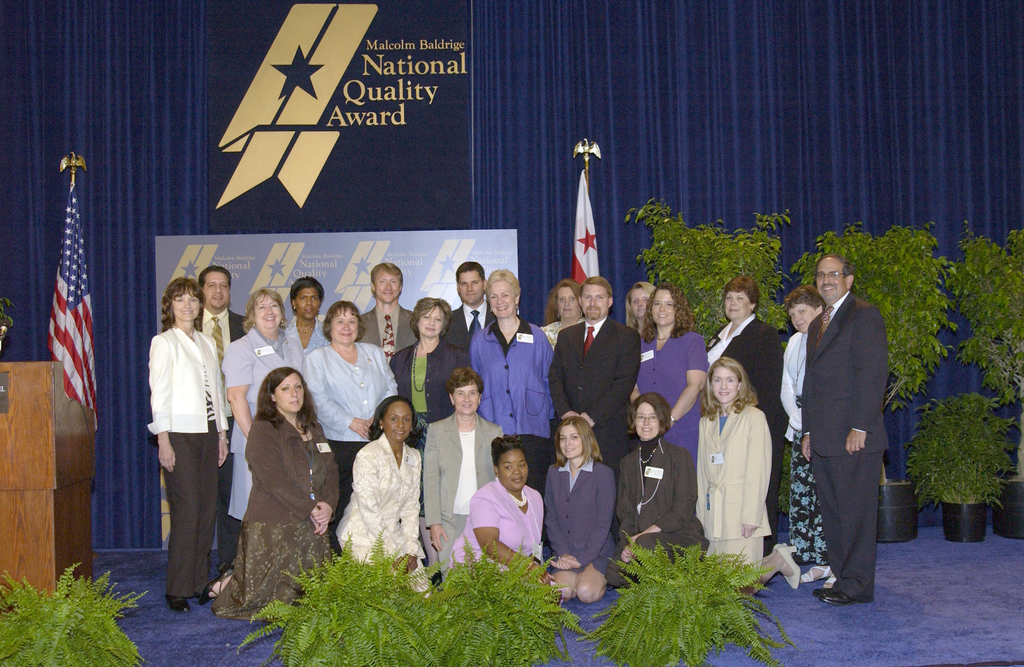 [Assignment: NIST_2005_2160_3] National Institute of Standards and Technology - Baldridge Award Ceremony [40_CFD_NIST_2005_2160_3_DSC_1337.JPG]