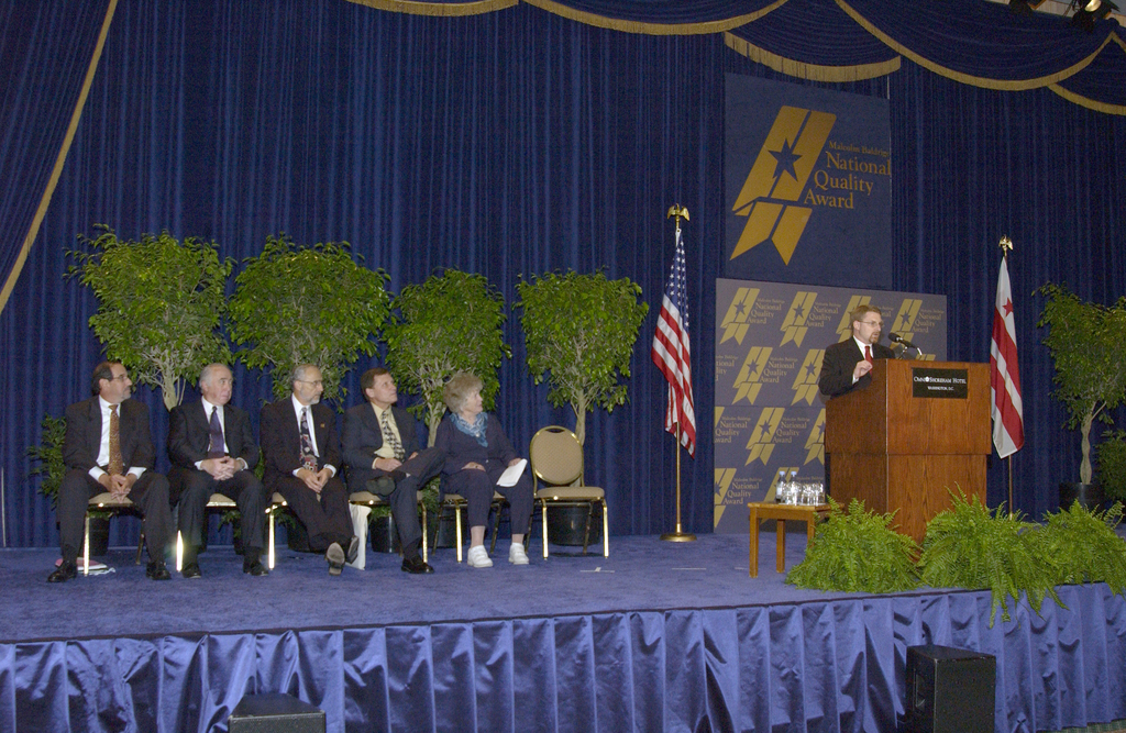 [Assignment: NIST_2005_2160_3] National Institute of Standards and Technology - Baldridge Award Ceremony [40_CFD_NIST_2005_2160_3_DSC_1229.JPG]