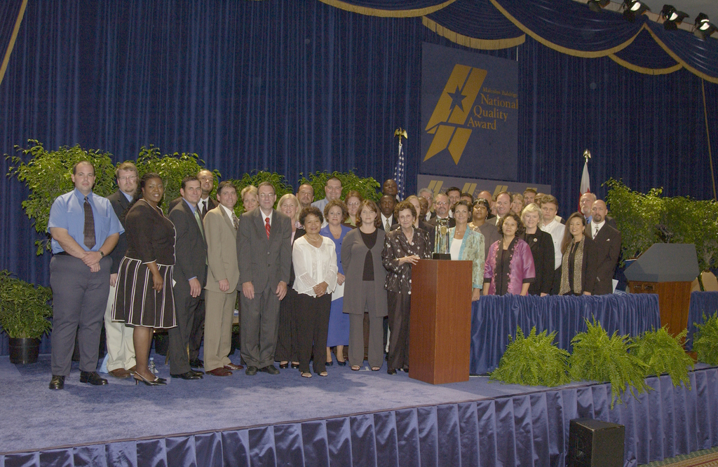 [Assignment: NIST_2005_2160_3] National Institute of Standards and Technology - Baldridge Award Ceremony [40_CFD_NIST_2005_2160_3_DSC_1196.JPG]