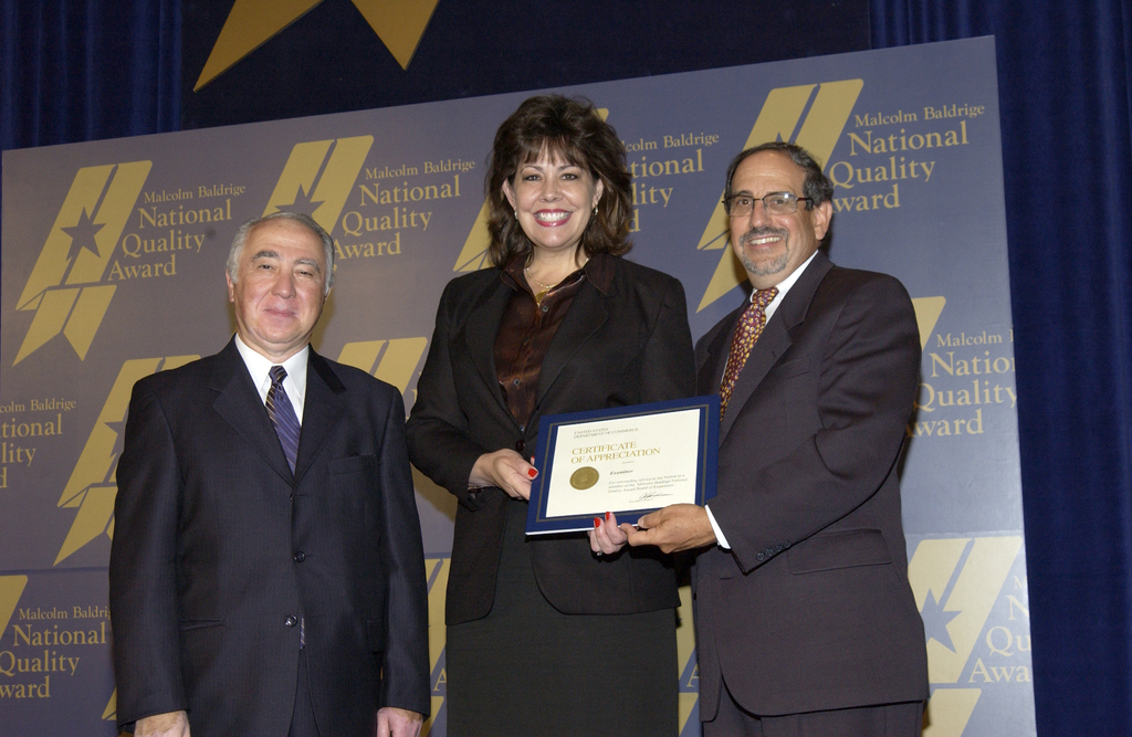 [Assignment: NIST_2005_2160_3] National Institute of Standards and Technology - Baldridge Award Ceremony [40_CFD_NIST_2005_2160_3_DSC_1261.JPG]