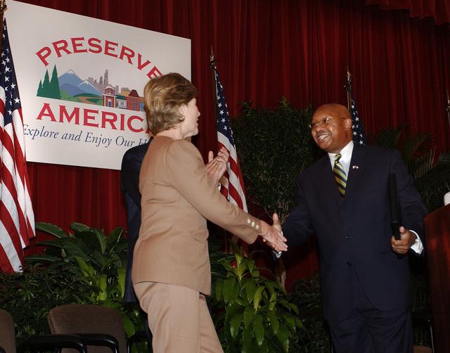 Preserve America Event, Nashville, Tennessee