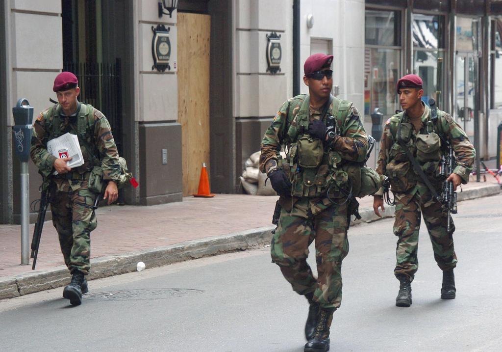 Army Street