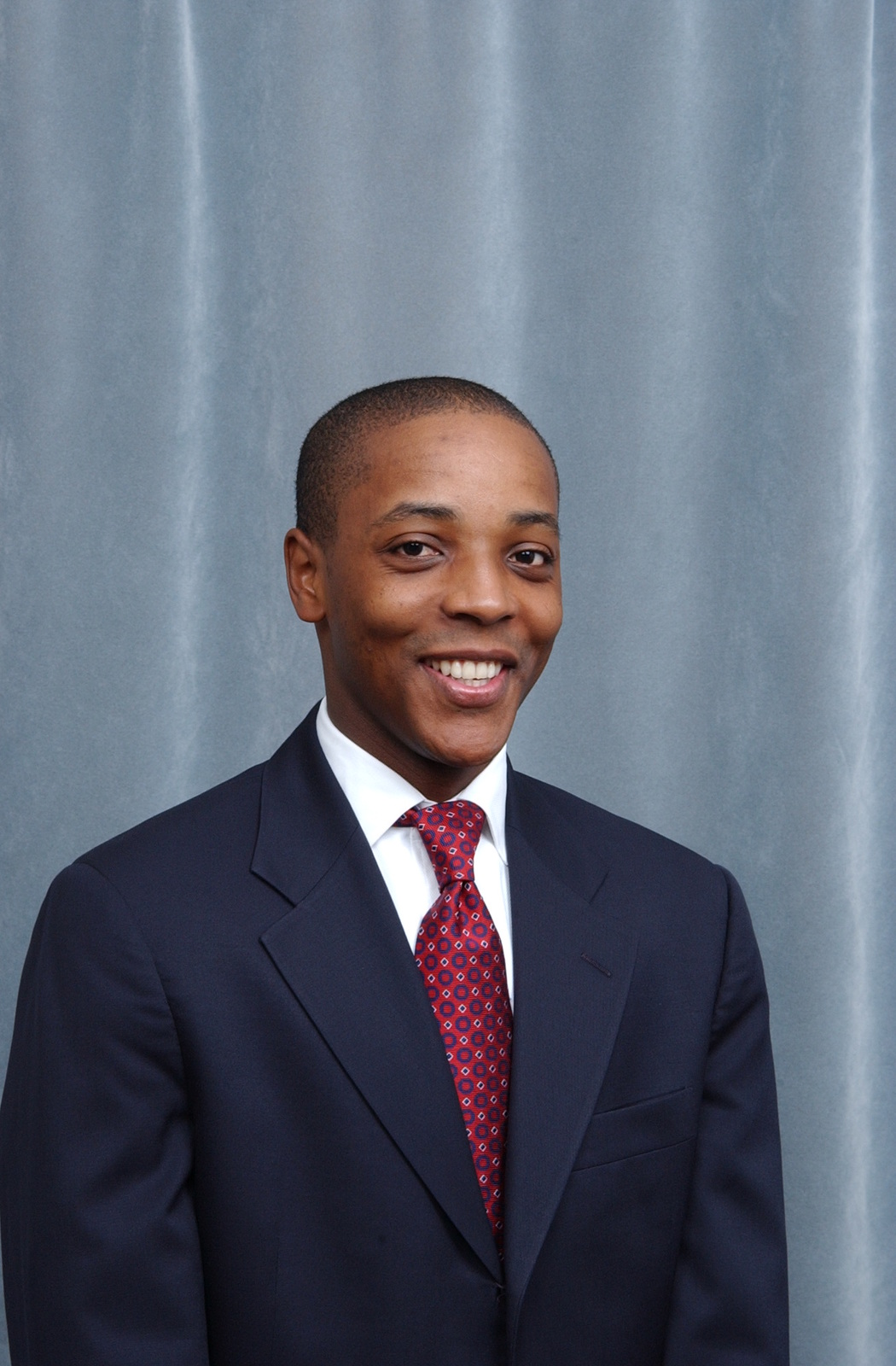 [Assignment: 48-DPA-N_fnp_ward] Portrait of Marcus Ward, [Special Assistant to the Assistant Secretary for] Fish, Wildlife, and Parks [48-DPA-N_fnp_ward_DSC_0006.JPG]