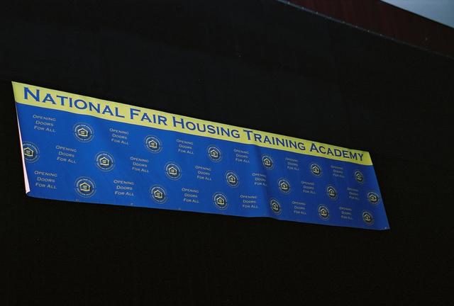 National Fair Housing Traing Academy Ceremony - National Fair Housing Training Academy ribon-cutting ceremony, [with Secretary Alphonso Jackson, Deputy Secretary Roy Bernardi, and other dignitaries], at Howard University, Washington, D.C.