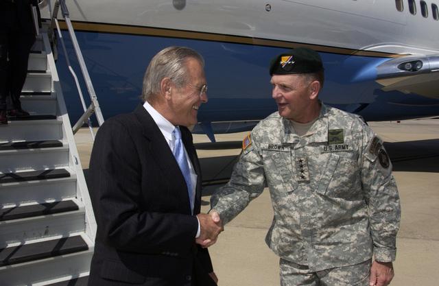 Lieutenant General (LGEN) Bryan D  Brown, USA, Commander, US