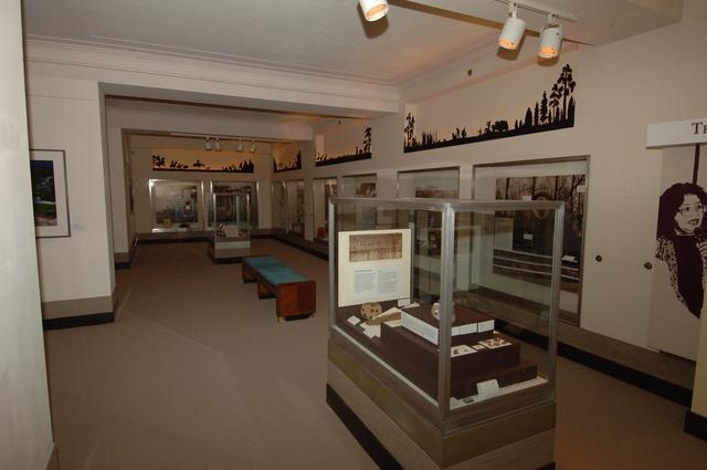 [Assignment: 48-DPA-N_Mus_Exhibit_2-2-06] Interior Museum exhibits, [viewing spaces] [48-DPA-N_Mus_Exhibit_2-2-06_DOI_5834.JPG]