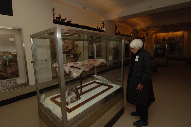 [Assignment: 48-DPA-N_Mus_Exhibits_2-9-06] Interior Museum exhibits, [viewing spaces] [48-DPA-N_Mus_Exhibits_2-9-06_DOI_6319.JPG]