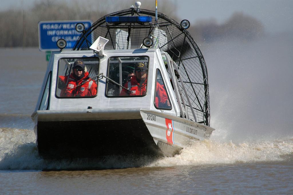 US Coast Guard (USCG) SENIOR CHIEF Boatswains Mate (BMC