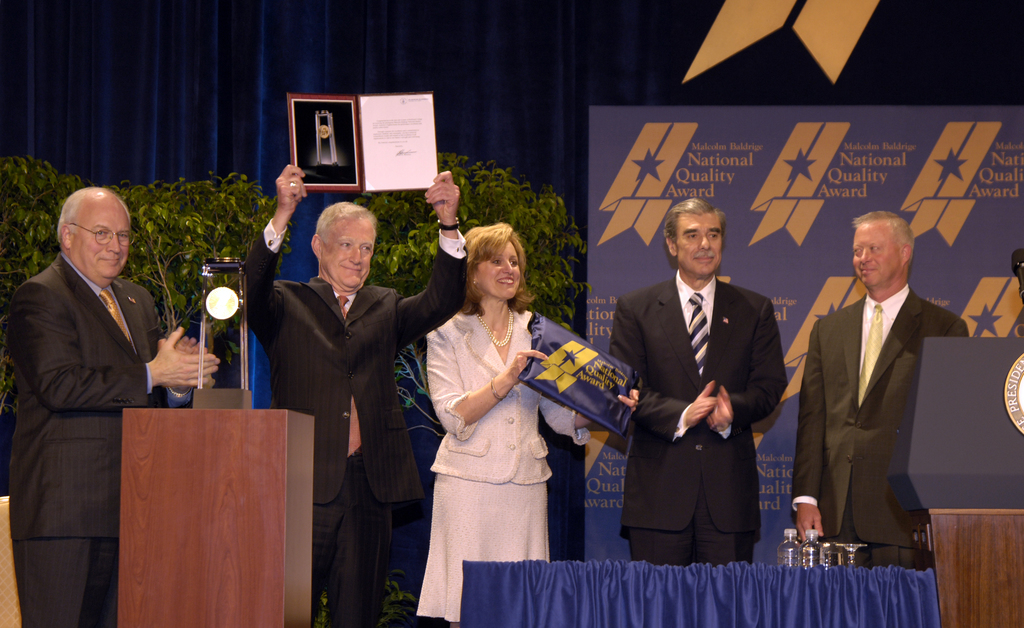 [Assignment: NIST_2006_2160_5] National Institute of Standards and Technology - Baldridge National Quality Award Ceremony [40_CFD_NIST_2006_2160_5__DSC7224.JPG]