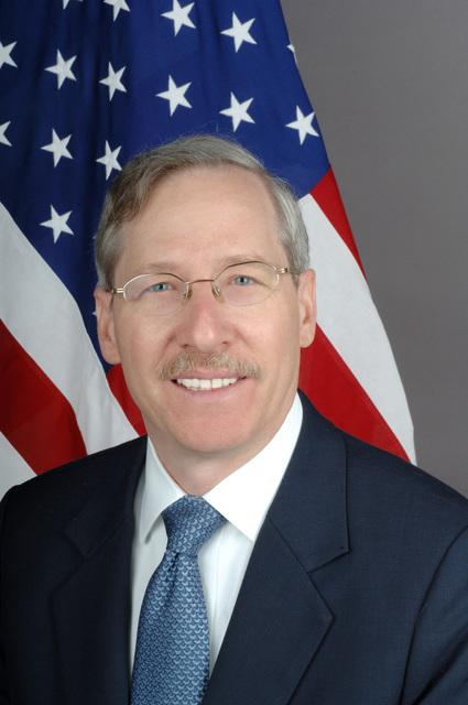 [Assignment: 59-CF-DS-28425-06] Official portrait of Michael Kirby, U.S. Ambassador-designate to Moldova [Photographer: Ann Thomas--State] [59-CF-DS-28425-06_Amb_Michael_Kirby.jpg]