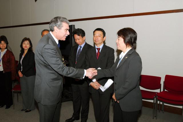 [Assignment: OS_2006_1201_160] Office of the Secretary (Carlos Gutierrez) - Secretary Gutierrez Trip from Japan [40_CFD_OS_2006_1201_160_TOKYO-069.jpg]