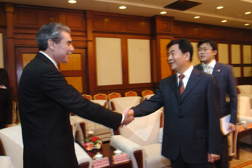 [Assignment: OS_2006_1201_172] Office of the Secretary (Carlos Gutierrez) - Secretary's Gutierrez's Trip from Brussels, Chongging China, Cairo and Beijing [40_CFD_OS_2006_1201_172_CHINA_DSC_0180.jpg]
