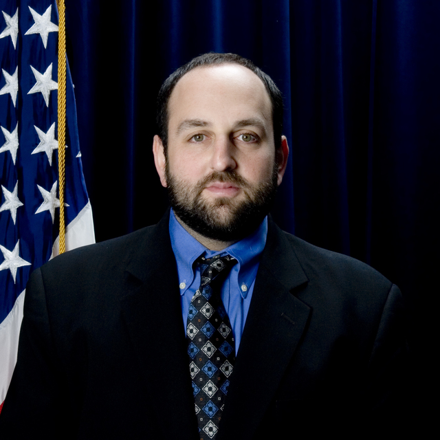 Washington, DC -- Dan Shulman, Director of Legislative Affairs for FEMA at FEMA Headquarters.  FEMA/Bill Koplitz