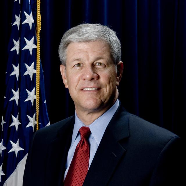 Washington, DC -- David I. Maurstad, Director of Mitigation and Federal Insurance Administrator for FEMA.  Bill Koplitz/FEMA