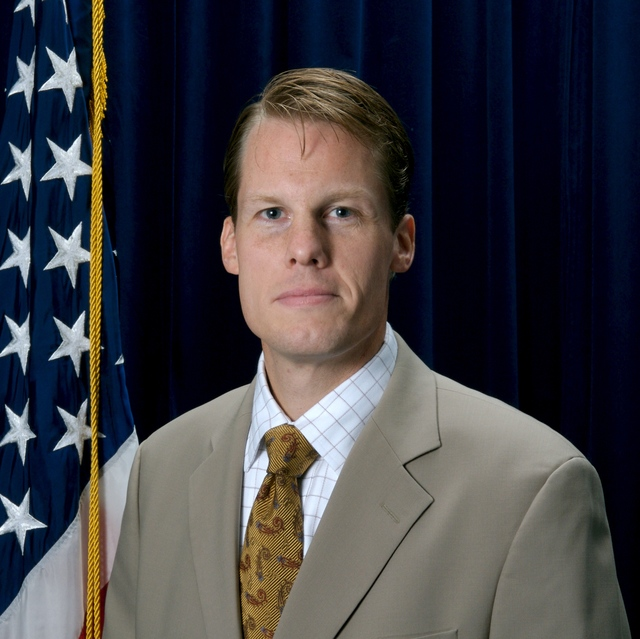 Washington, DC -- David Trissell, General Counsel of FEMA at FEMA Headquarters.  Bill Koplitz/FEMA