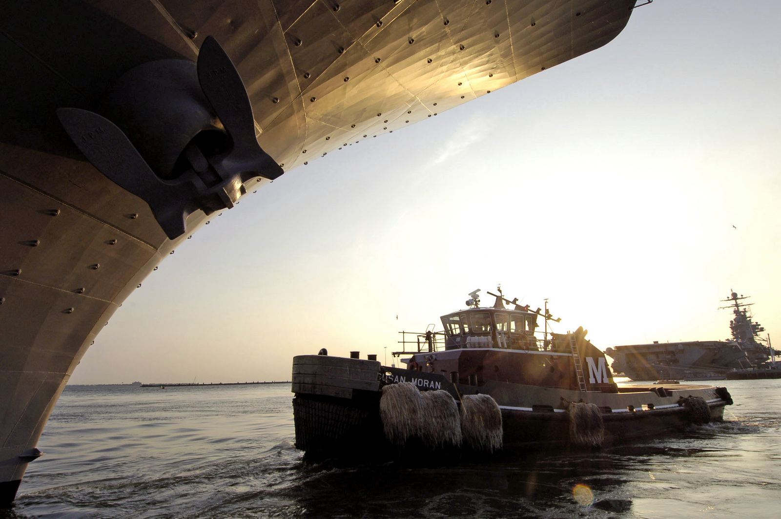 060815-N-5555T-002 (Aug  15, 2006)Tractor tug SUSAN MORAN