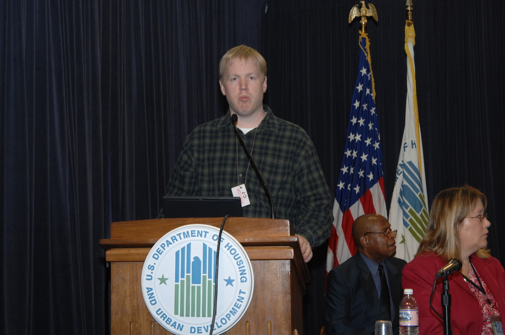 """National Disability Employment Awareness Month Program - National Disability Employment Awareness Month presentation (""""Americans with Disabilities: Ready for the Global Workforce"""") at HUD Headquarters"""