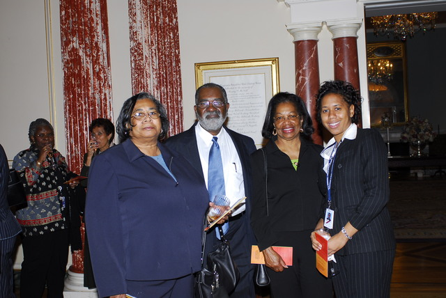 [Assignment: 59-CF-DS-32106-06] Event hosted by Secretary Condoleezza Rice in the Benjamin Franklin Room, marking the launch of the Ralph Bunche Societies Initiative... [Photographer: Ann Thomas--State] [59-CF-DS-32106-06_DSC0067.JPG]