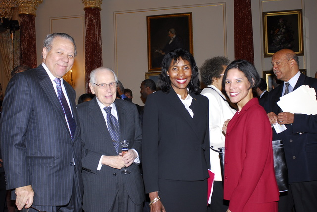 [Assignment: 59-CF-DS-32106-06] Event hosted by Secretary Condoleezza Rice in the Benjamin Franklin Room, marking the launch of the Ralph Bunche Societies Initiative... [Photographer: Ann Thomas--State] [59-CF-DS-32106-06_DSC0002.JPG]