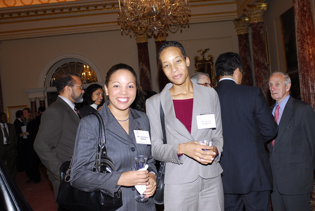 [Assignment: 59-CF-DS-32106-06] Event hosted by Secretary Condoleezza Rice in the Benjamin Franklin Room, marking the launch of the Ralph Bunche Societies Initiative... [Photographer: Ann Thomas--State] [59-CF-DS-32106-06_DSC0051.JPG]