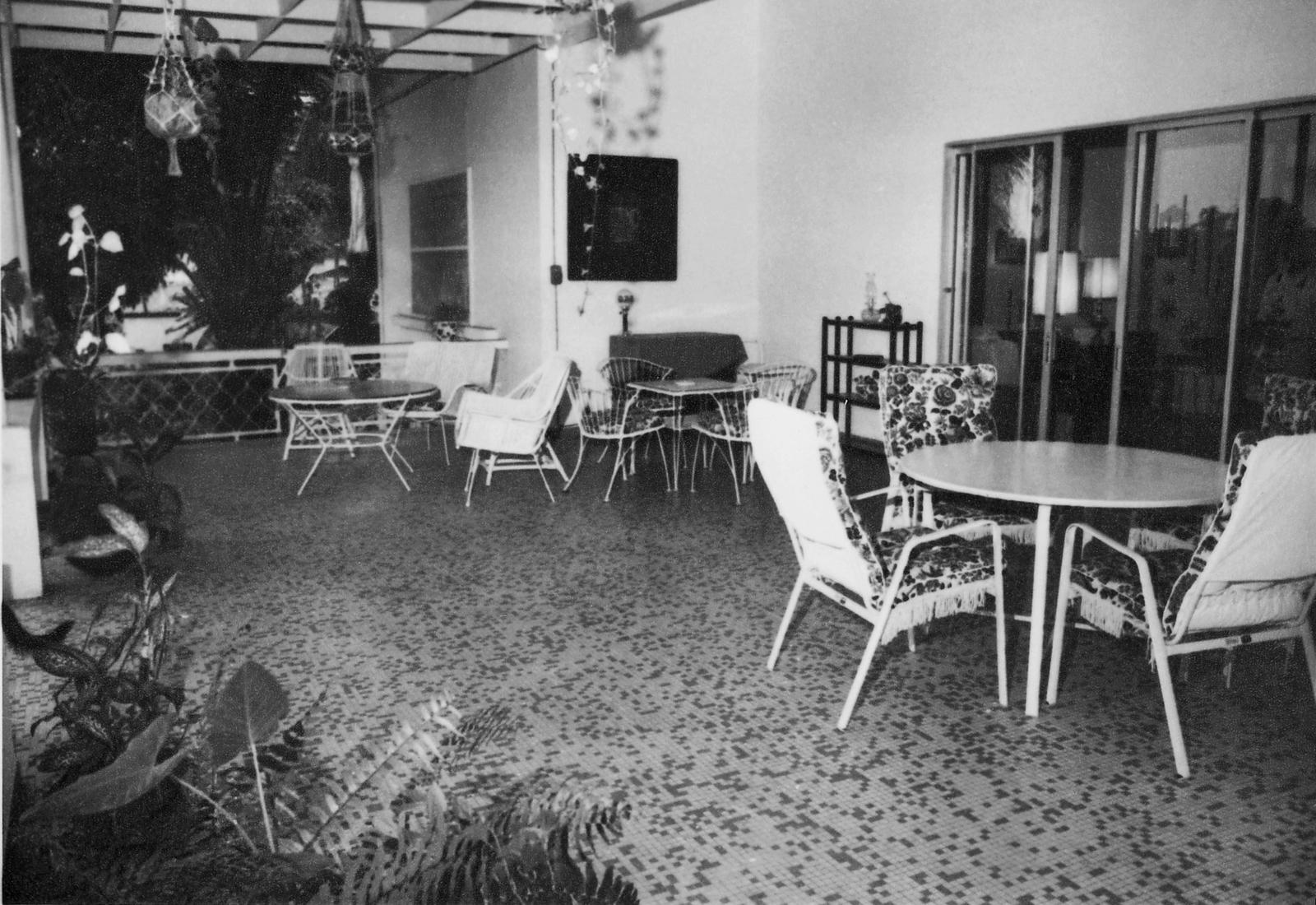 Abidjan - Recreation/Community Center/Gym/Theater - 1962