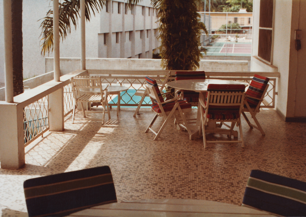 Abidjan - Recreation/Community Center/Gym/Theater - 1983