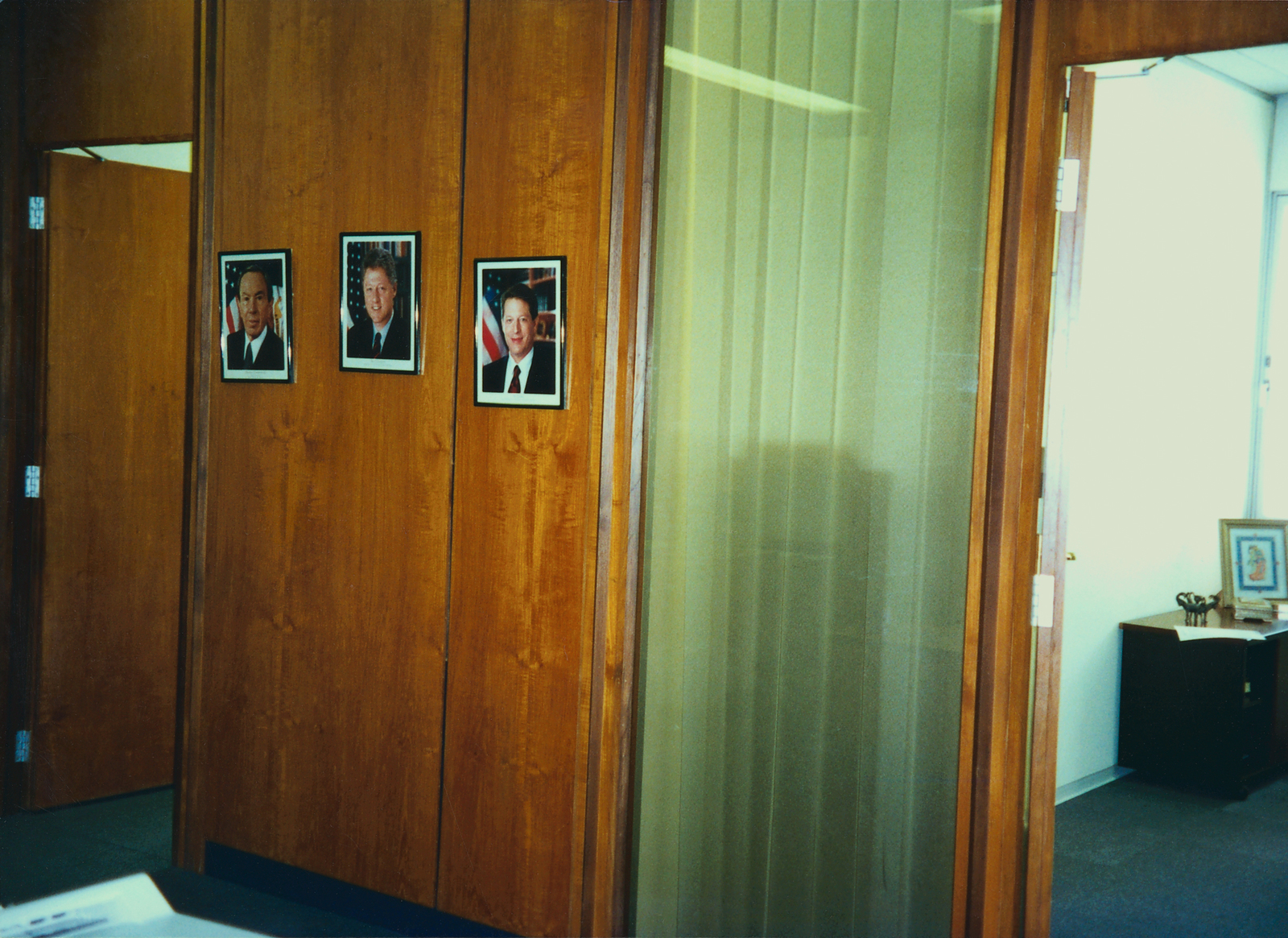 Abu Dhabi - Annex Office Building - 1996