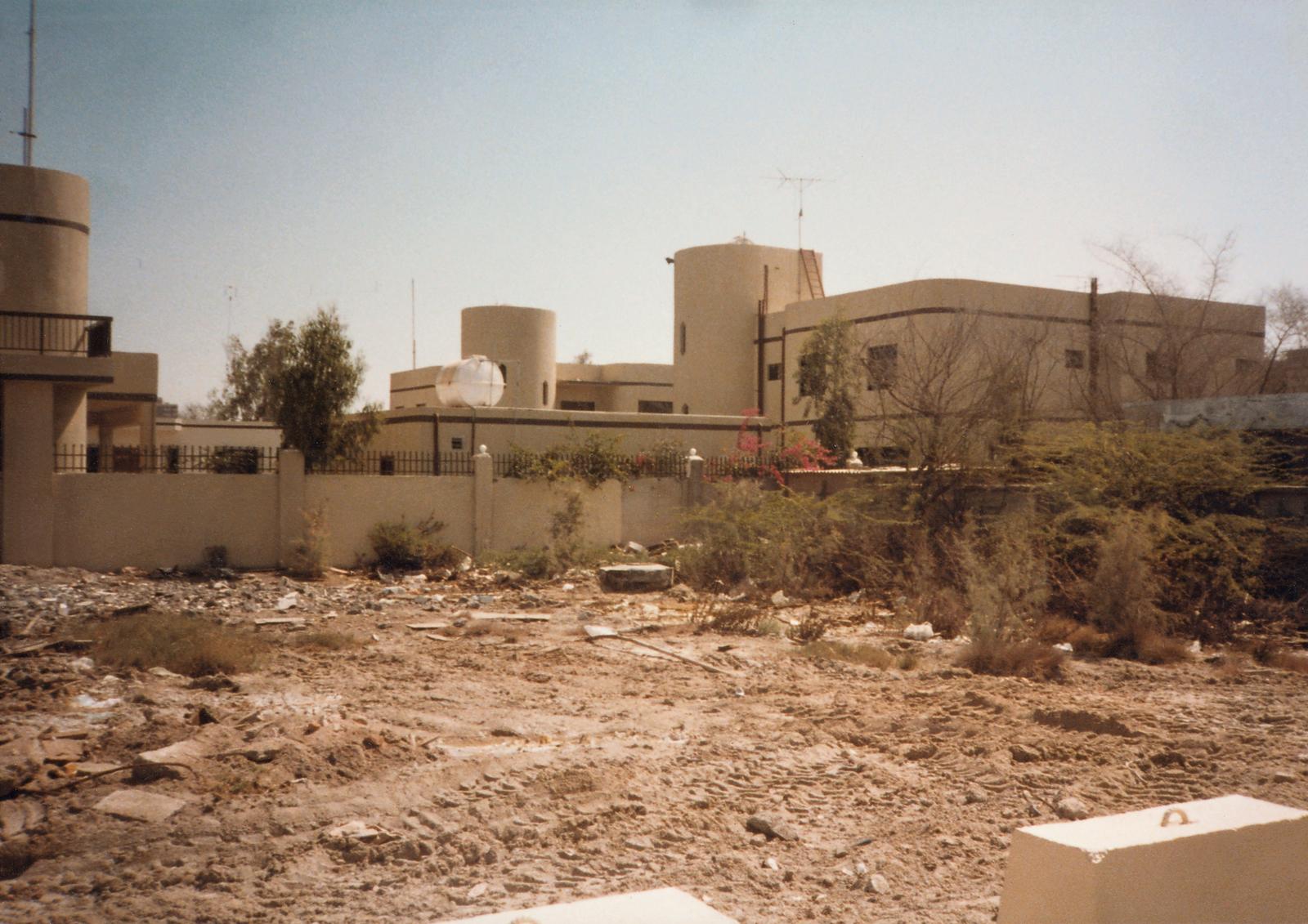 Abu Dhabi - Chancery Office Building - 1984