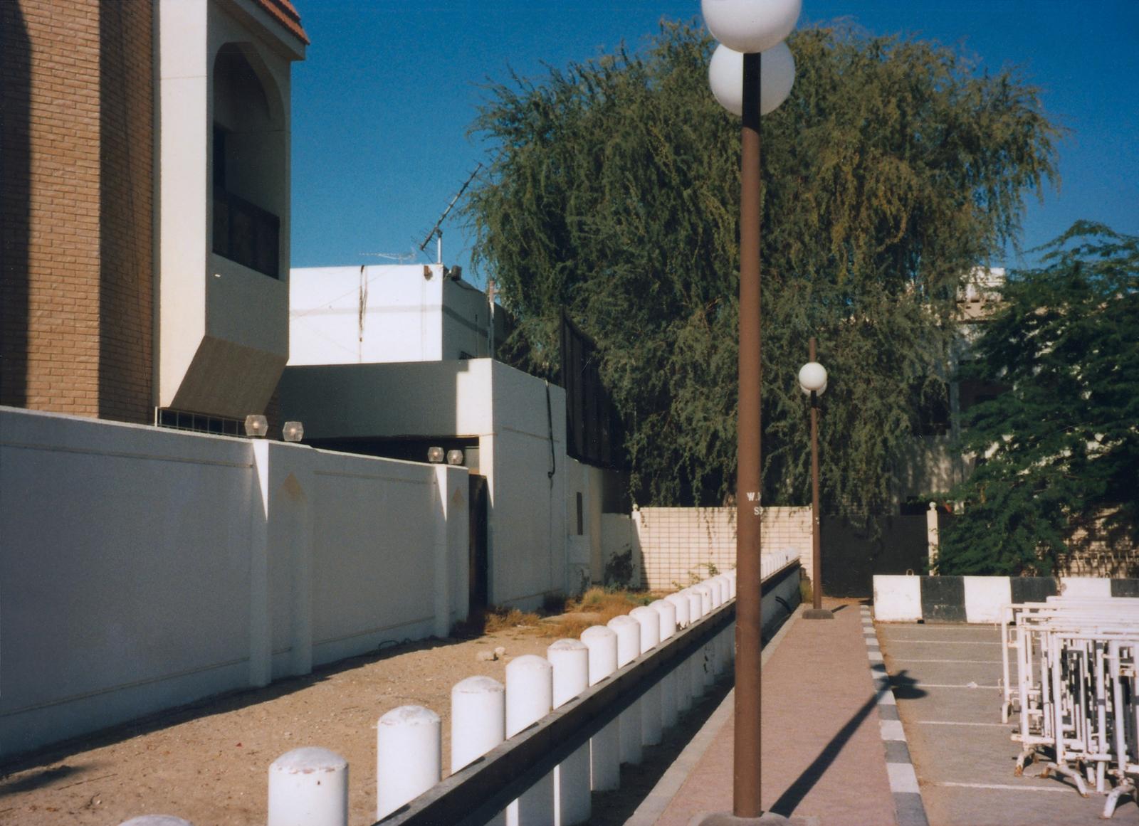 Abu Dhabi - Marine Security Guard Residence - 1996