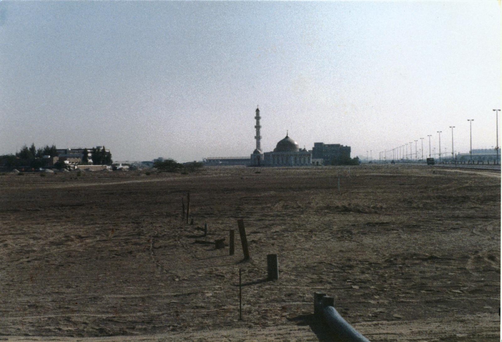 Abu Dhabi - Vacant Site - 1987