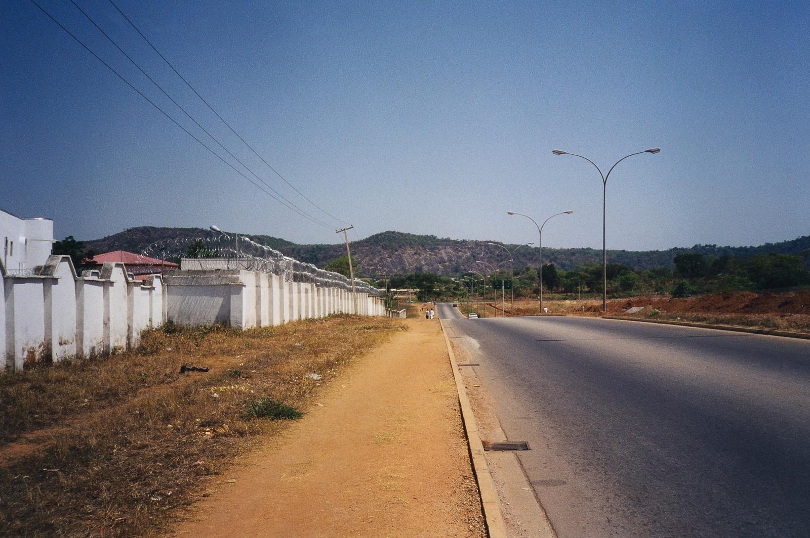 Abuja - Annex Office Building - 1991