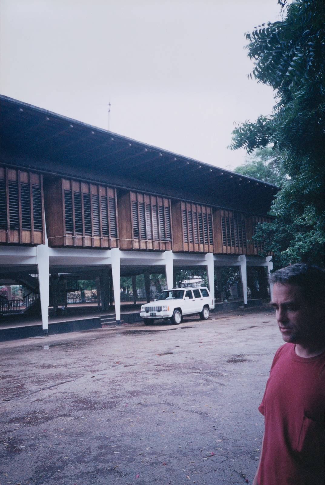 Accra - Chancery Office Building - 1994