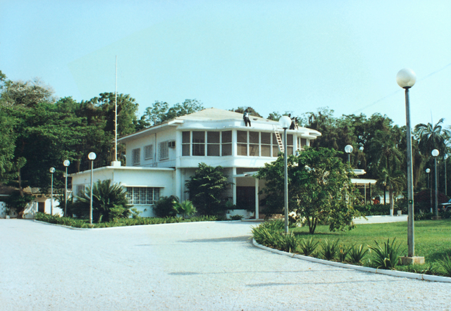 Accra - Embassy Mission Residence