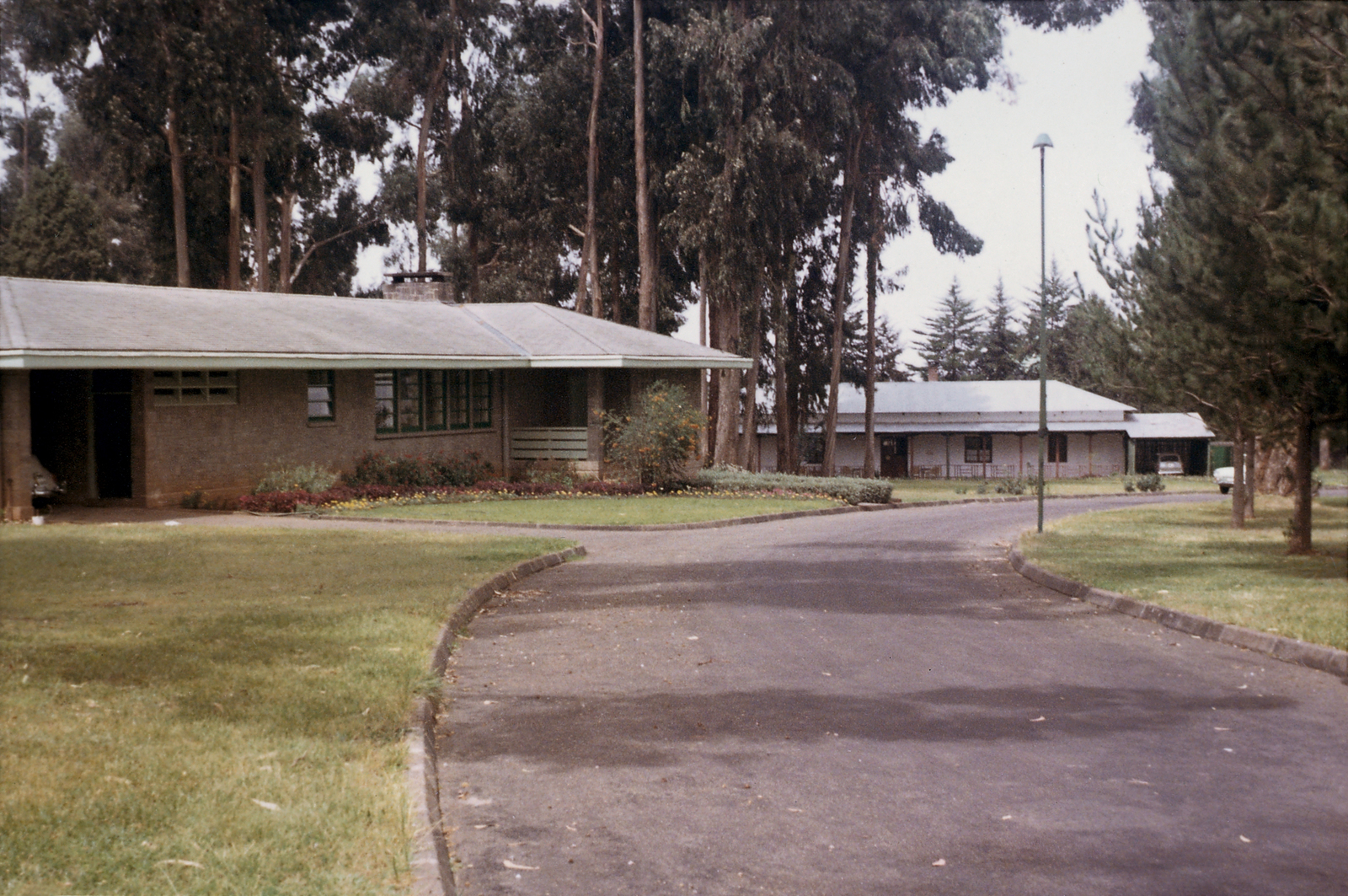 Addis Ababa - Standard Level Position Residence - 1967