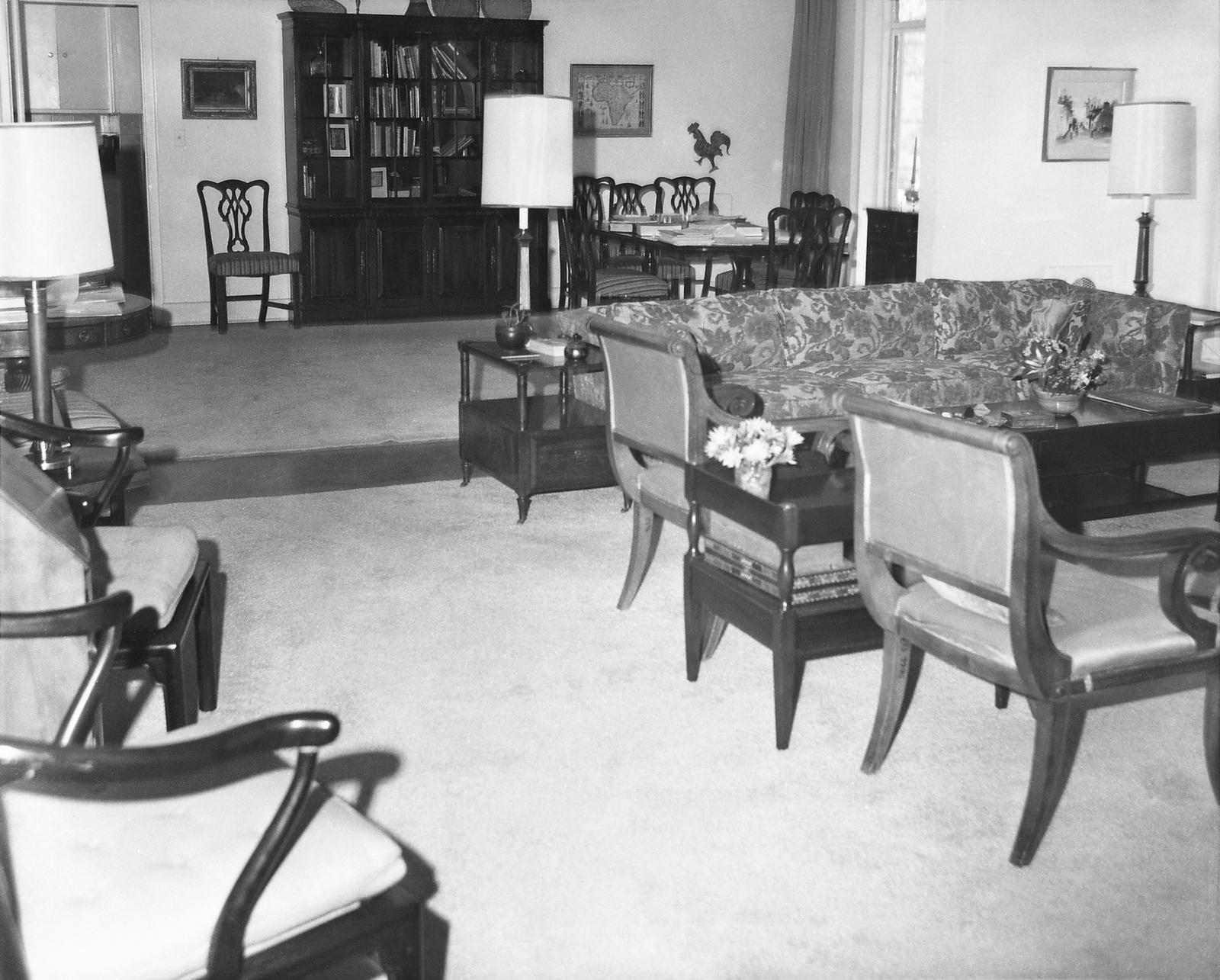 Addis Ababa - Standard Level Position Residence - 1973