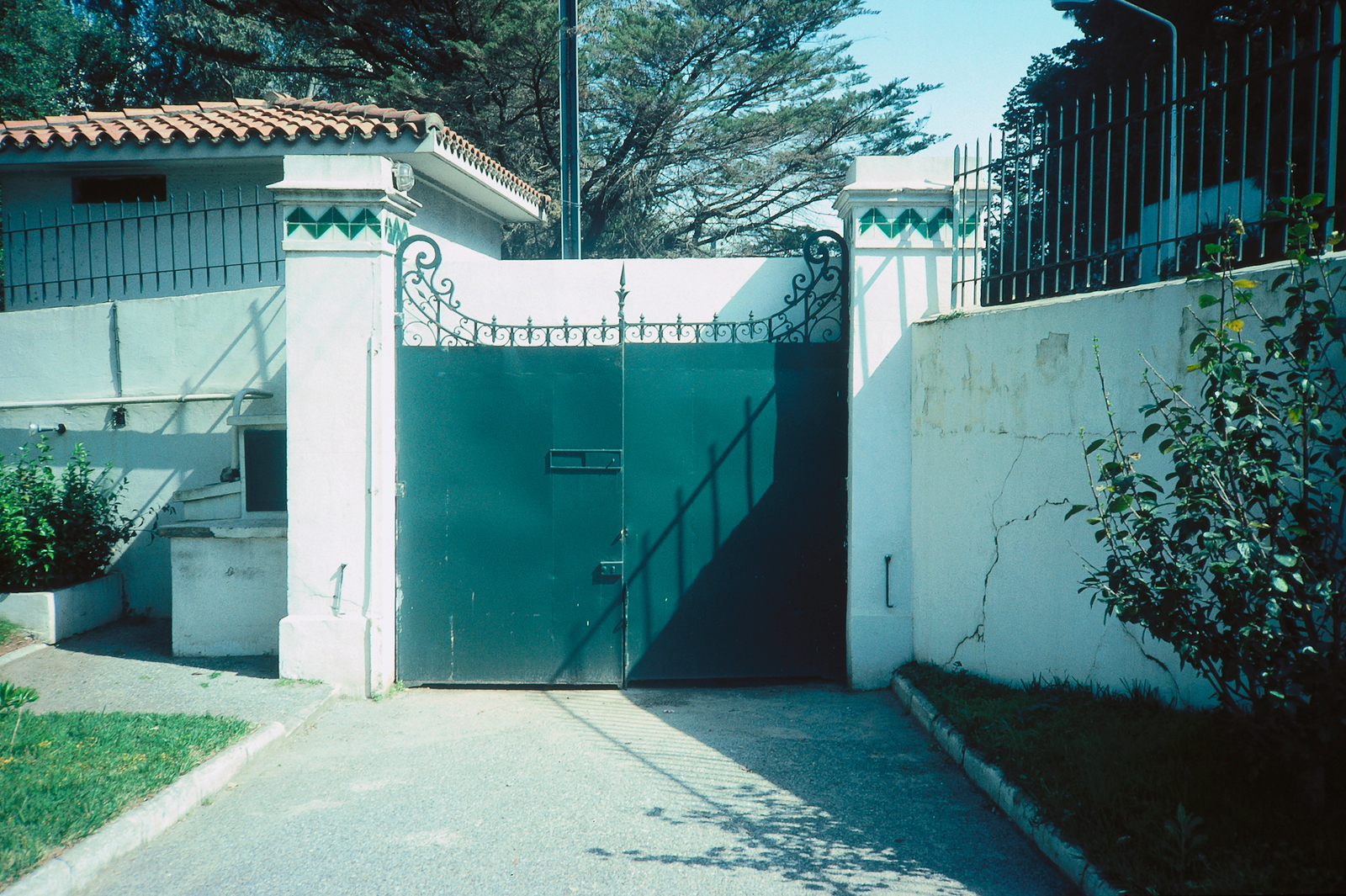 Algiers - Deputy Chief of Mission Residence - 1983
