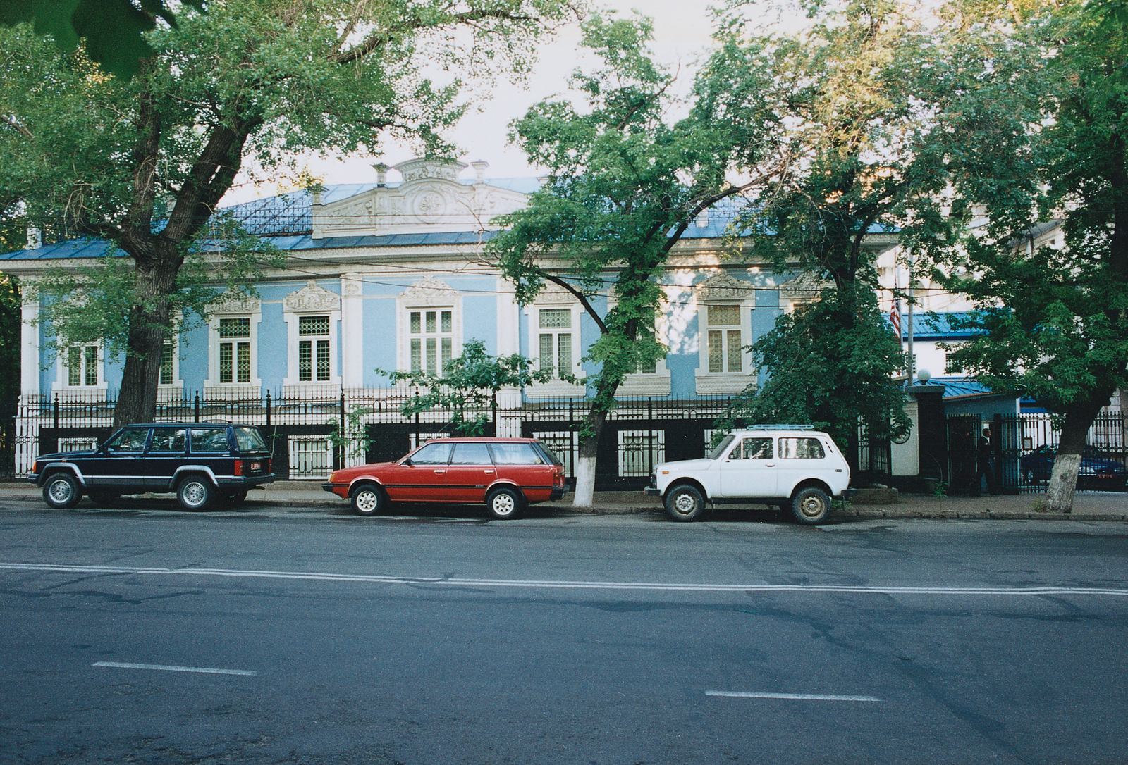 Almaty - Chancery Office Building - 1995