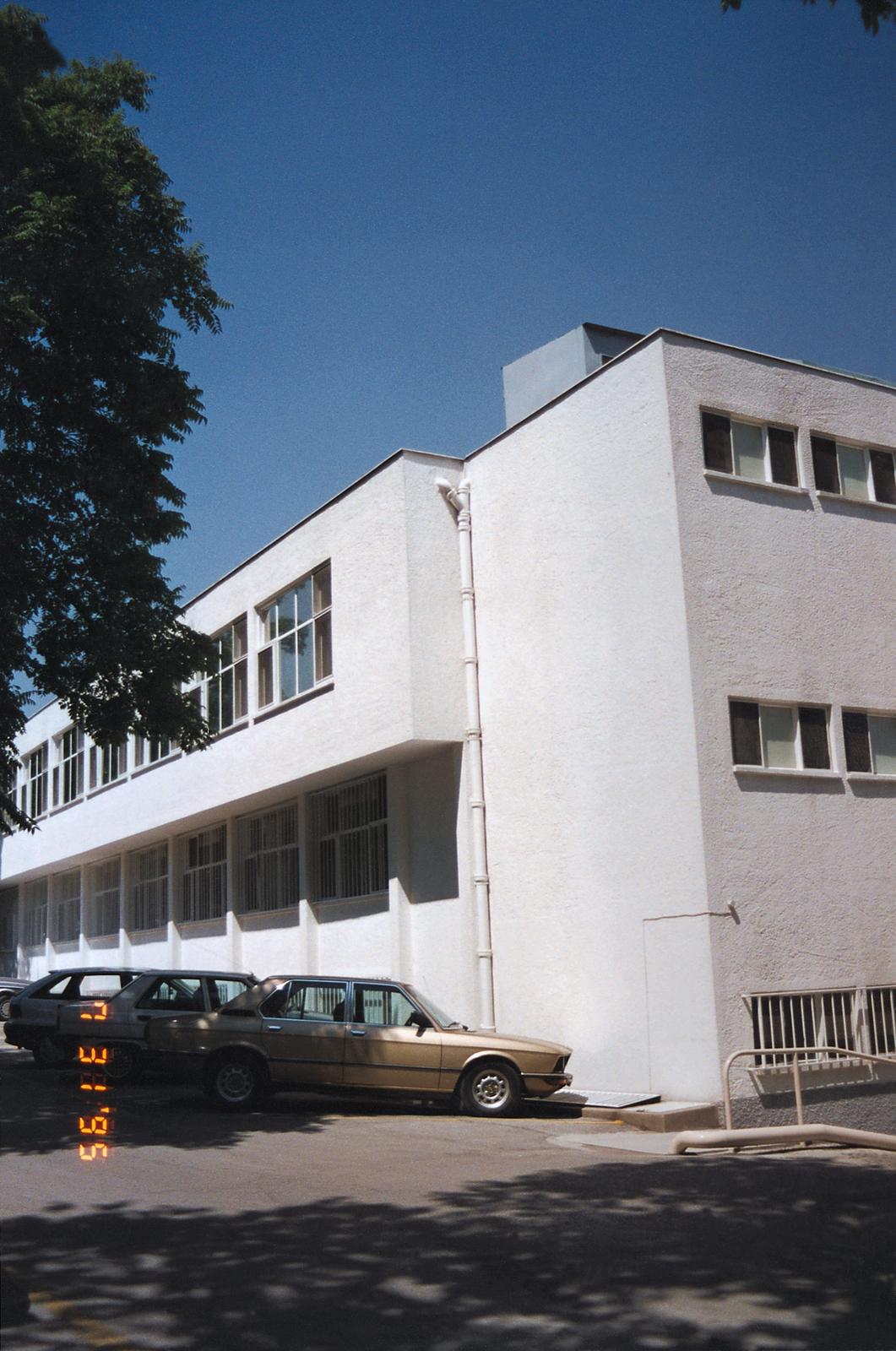 Ankara - Chancery Office Building - 1995