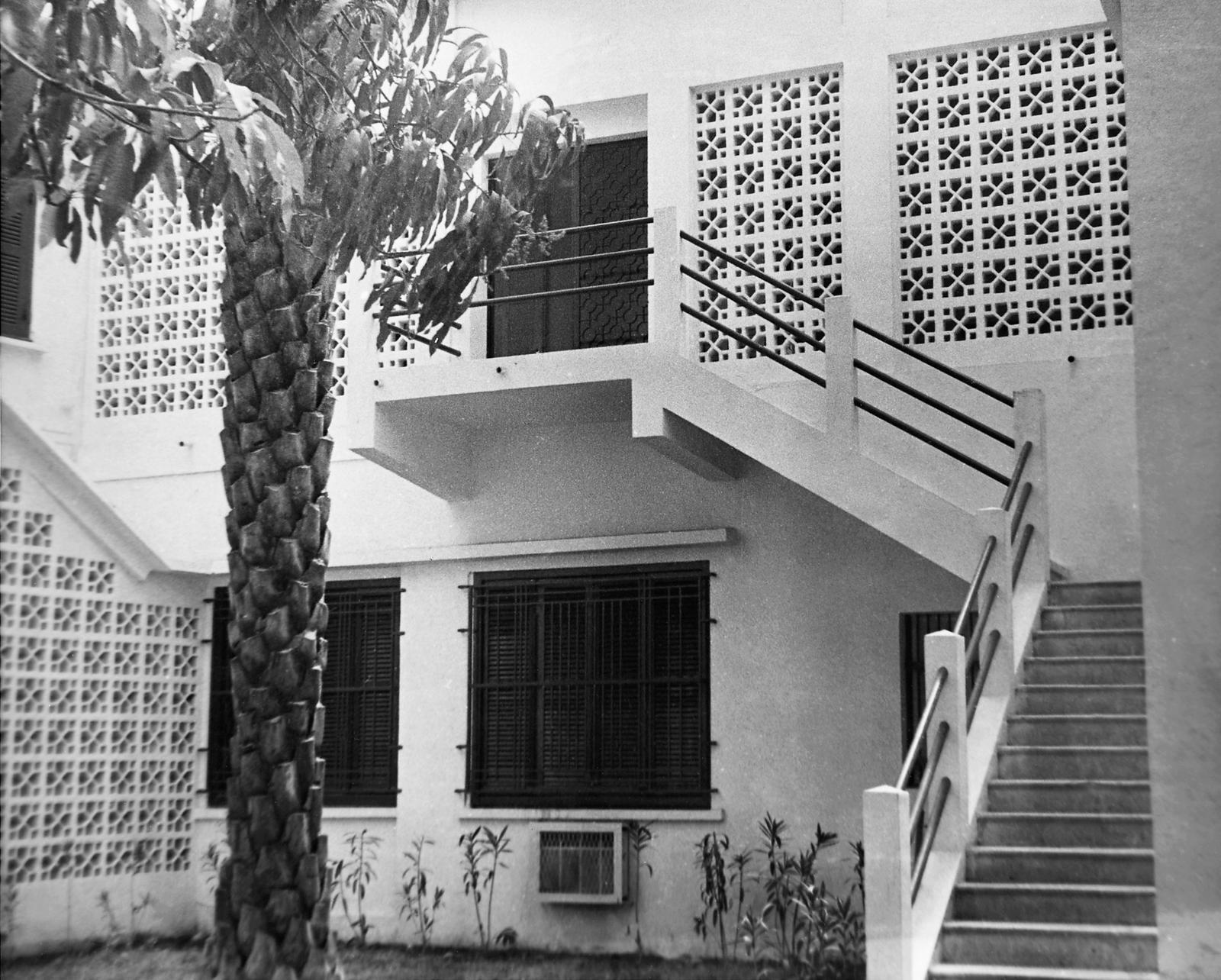 Bamako - Chancery Office Building - 1962