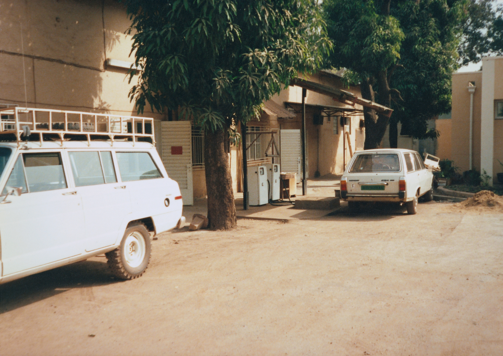 Bamako - Compound Site - 1991