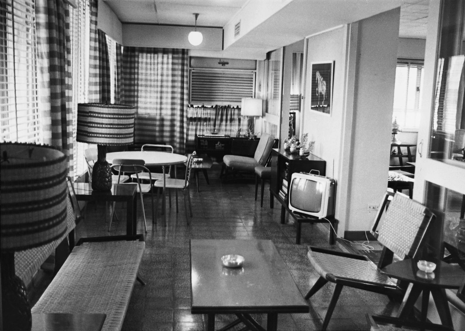 Bangkok - Army Attache Residence - 1964