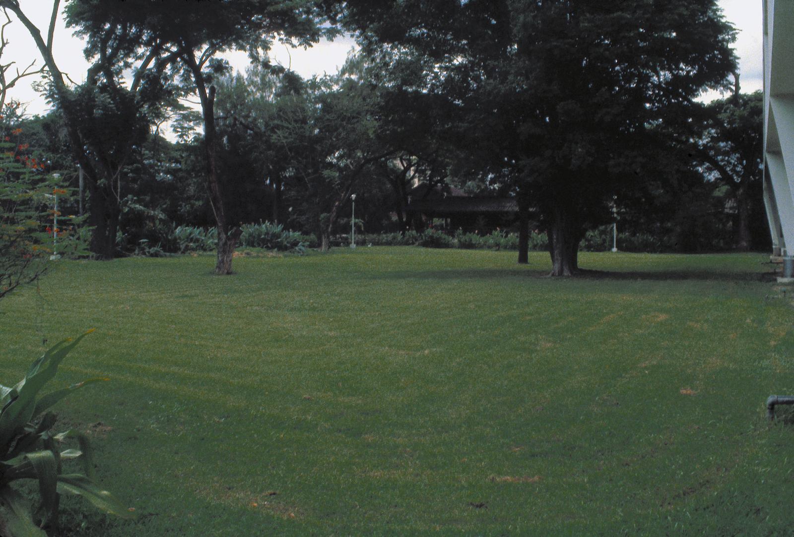 Bangkok - Compound Site - 1981