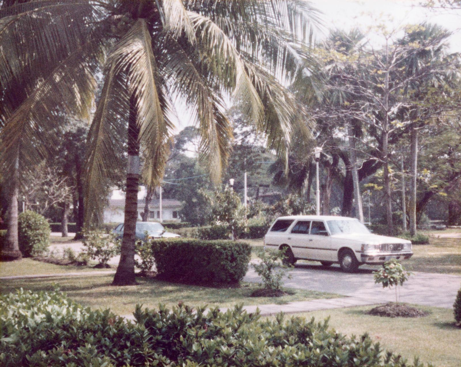 Bangkok - Compound Site - 1984