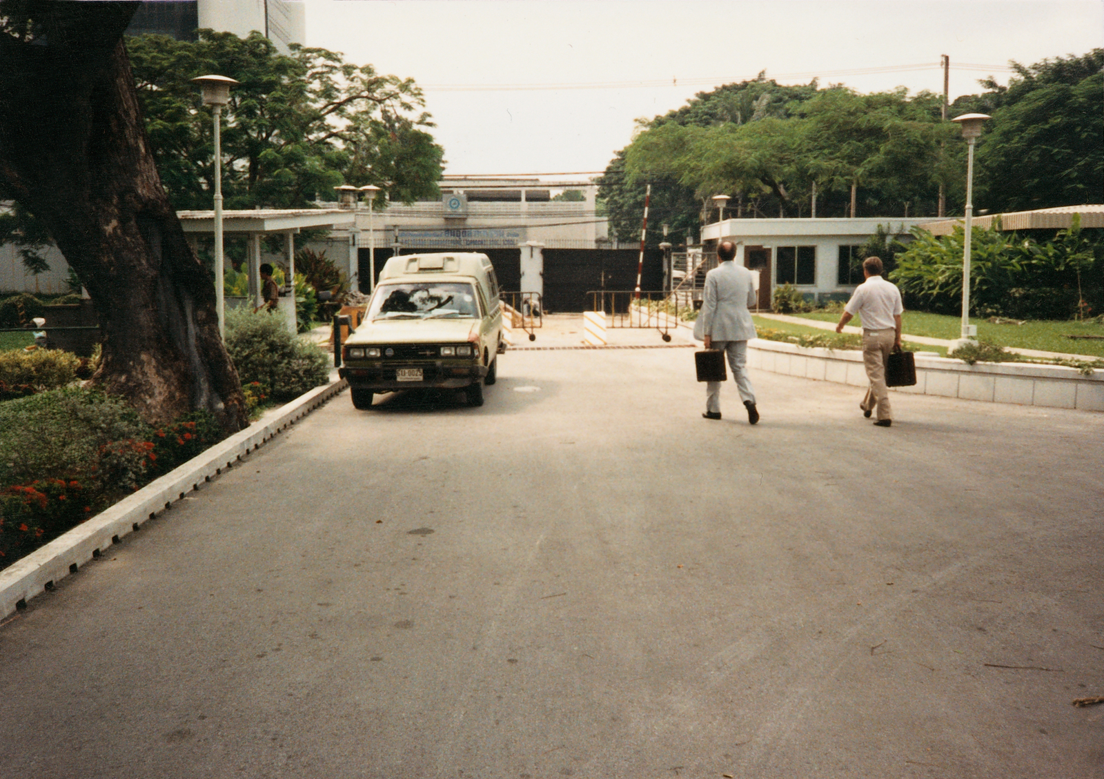 Bangkok - Compound Site - 1988