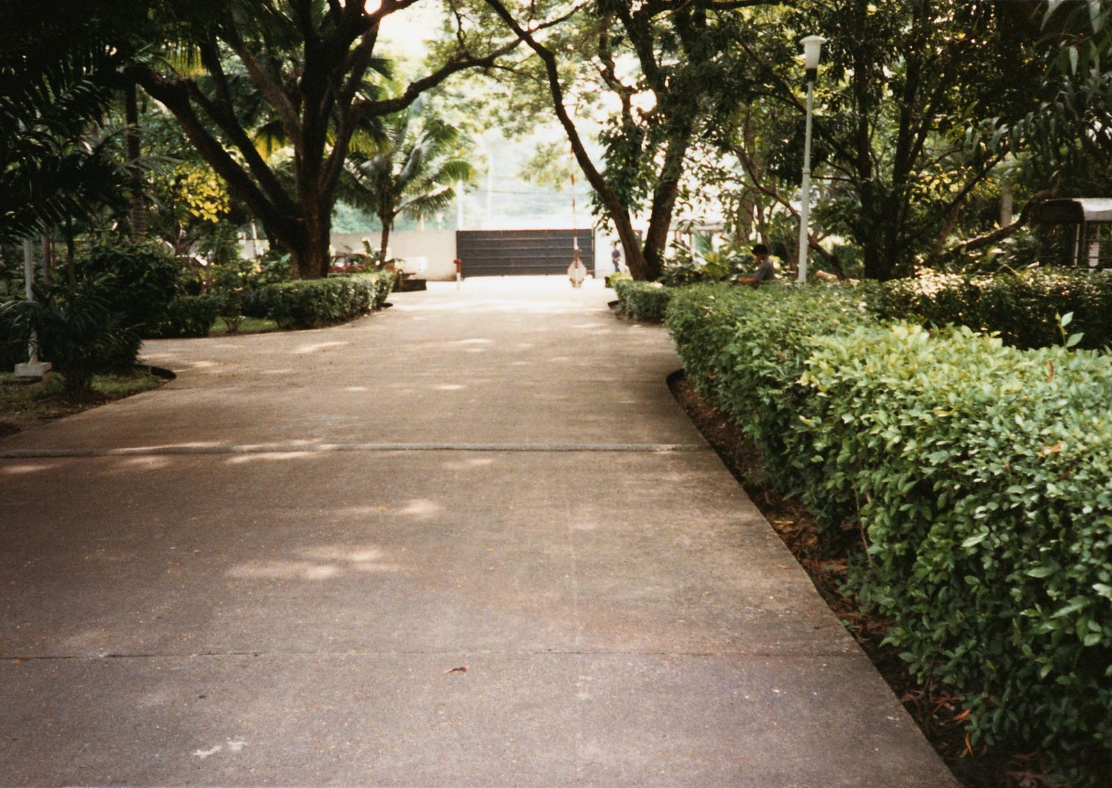 Bangkok - Compound Site - 1989