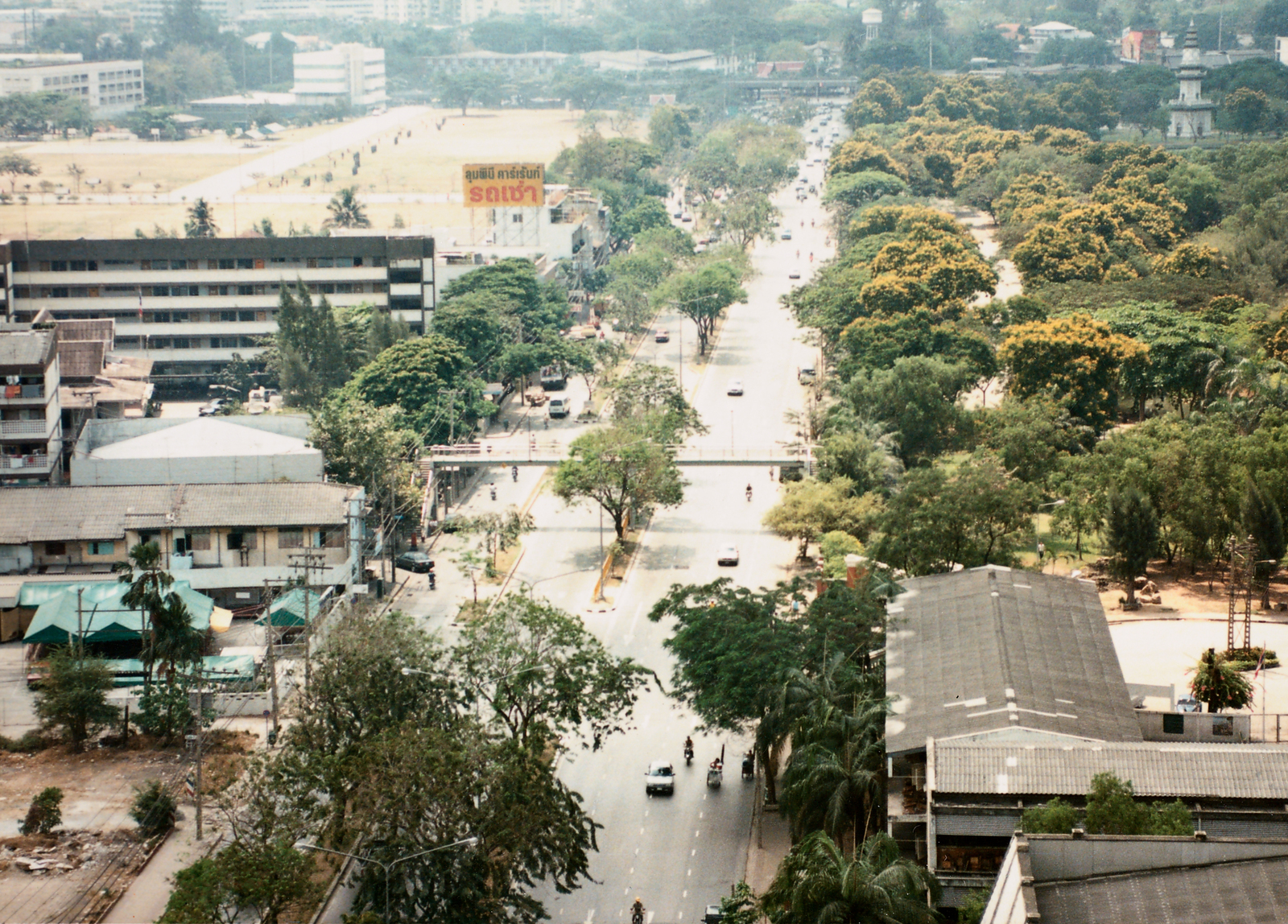 Bangkok - Compound Site - 1990