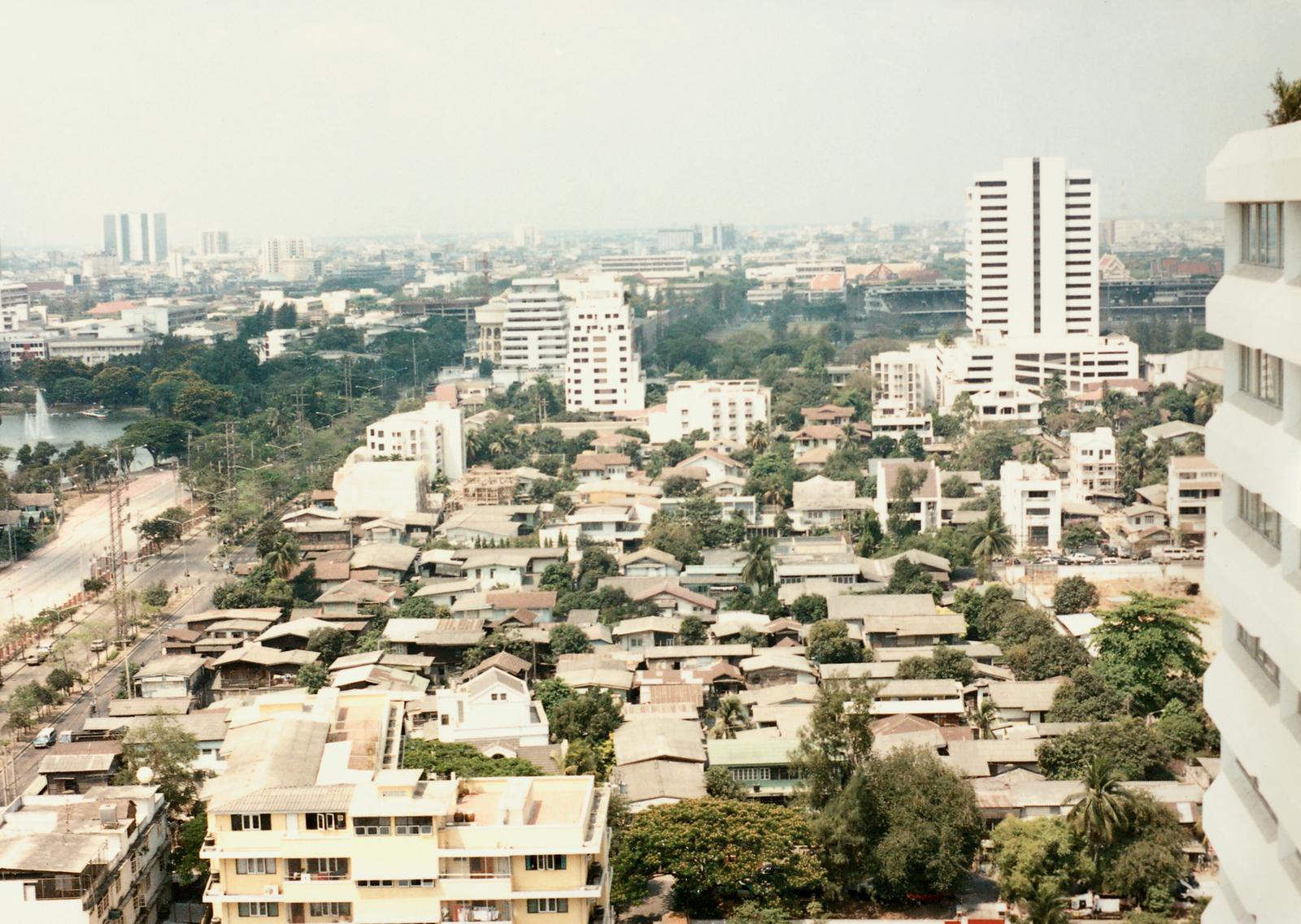Bangkok - Compound Site - 1990