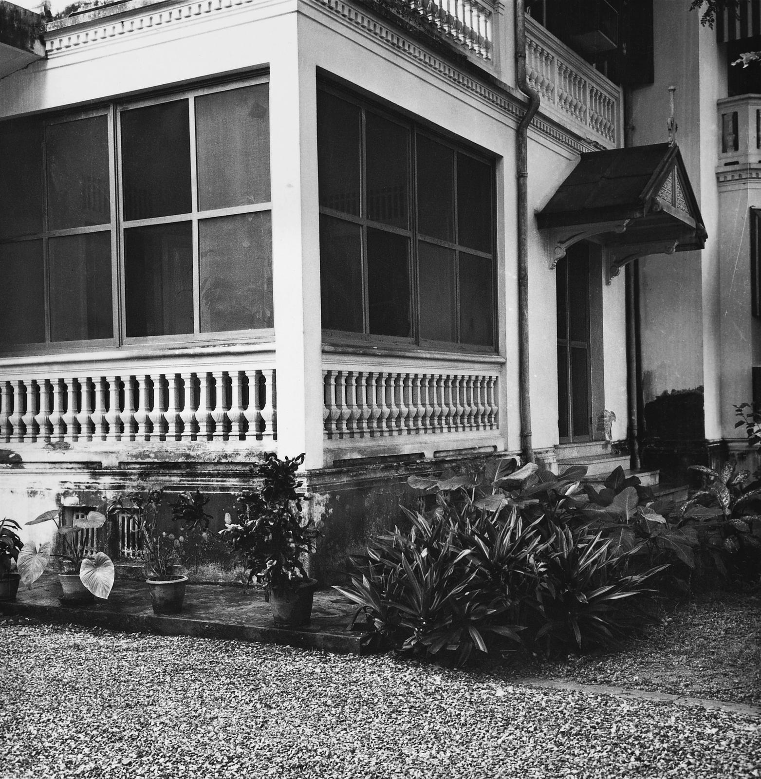 Bangkok - Department of Defense Agency Head Residence - 1963