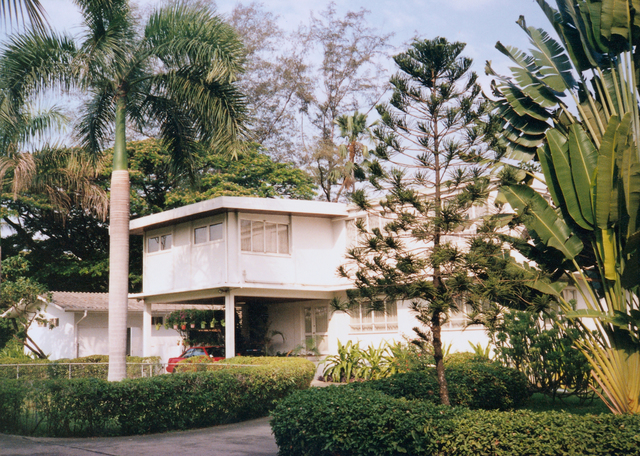 Bangkok - Department of Defense Agency Head Residence - 1992