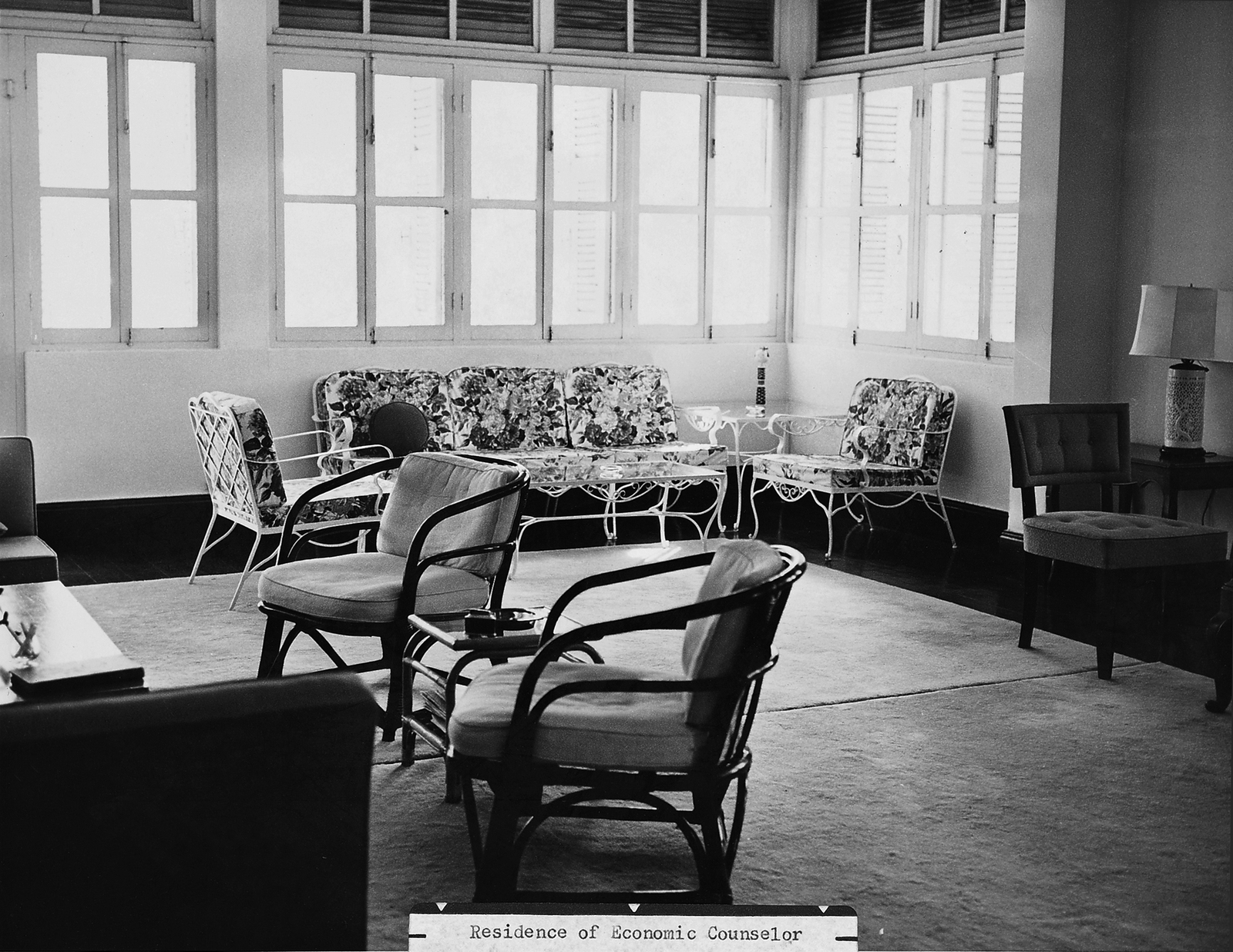 Bangkok - Executive Level Position Residence - 1963